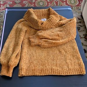 Cowl neck sweater From Macy's